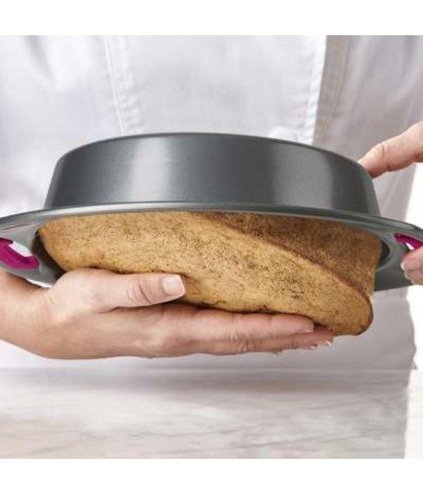 Trudeau Trudeau Metal Round Cake Pan 9''
