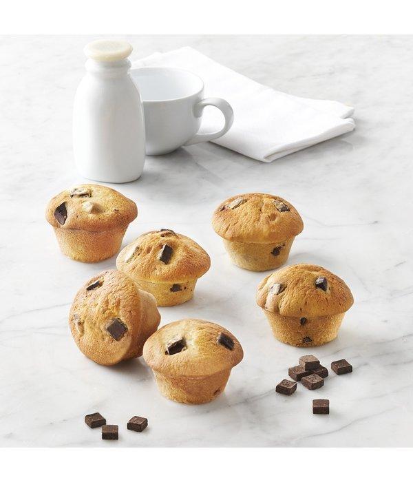 Trudeau Moule à 12 muffins structure silicone Confetti blanc de Trudeau