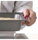 Trudeau Moule à gâteau rectangulaire 23 x 33 cm en métal de Trudeau