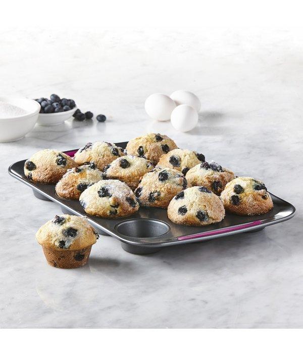 Trudeau Trudeau Metal 12 Count Muffin Pan