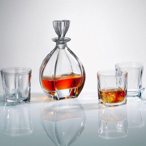 """Ensemble à Whisky 7mcx """"Laguna"""" de Trudeau"""