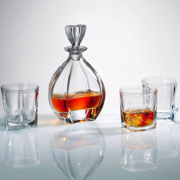 Trudeau 7pc Laguna Whisky Set