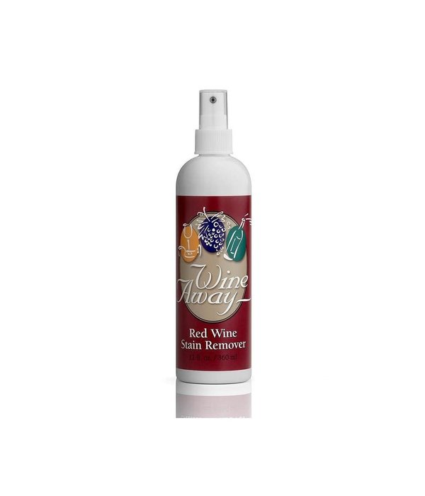Wine Away Red Wine Stain Remover Spray Bottle 12 Oz Home Essentials Ares Kitchen And Baking Supplies