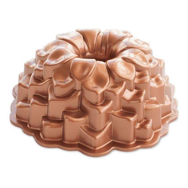 Moule à gâteau Bundt fleur de Nordic Ware
