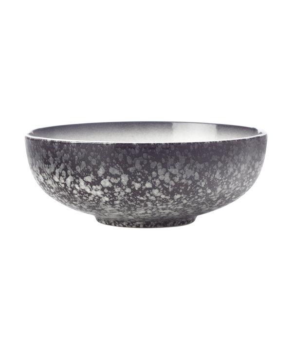 Maxwell & Williams Maxwell & Williams Caviar Granite Coupe Bowl 19cm