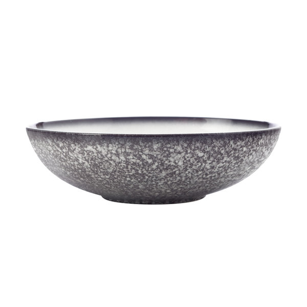 Bol de service Caviar Granite 30cm de Maxwell & Williams