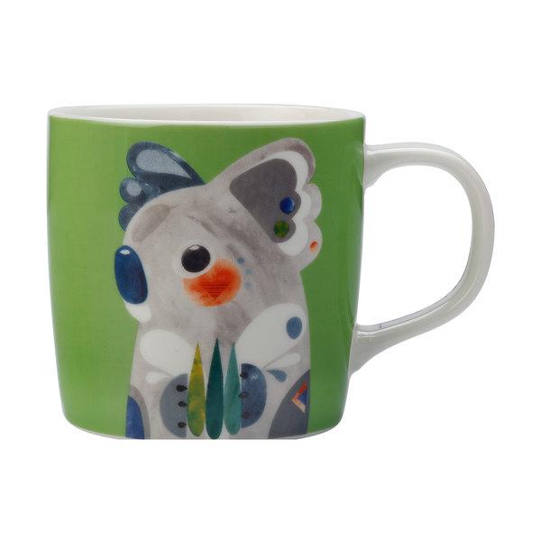 "Tasse à café 375ml ""Koala"" de Pete Cromer"