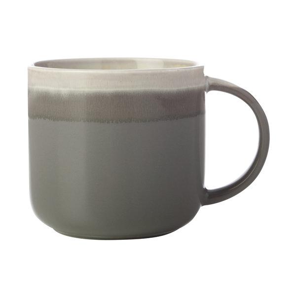 Maxwell & Williams Panko Mug Charcoal 410ml