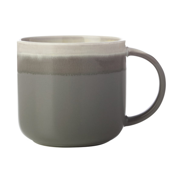 Tasse en porcelaine 410ml Panko Charbon de Maxwell & Williams