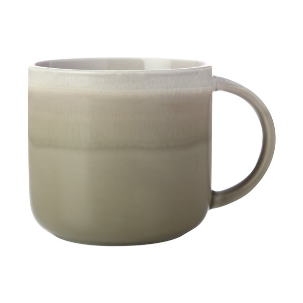 Tasse en porcelaine 410ml Panko Écru de Maxwell & Williams