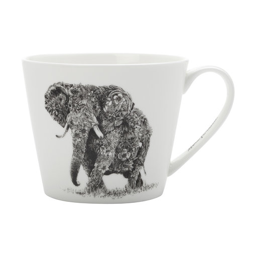 Maxwell & Williams Marini Ferlazzo Mug African Elephant 450ml