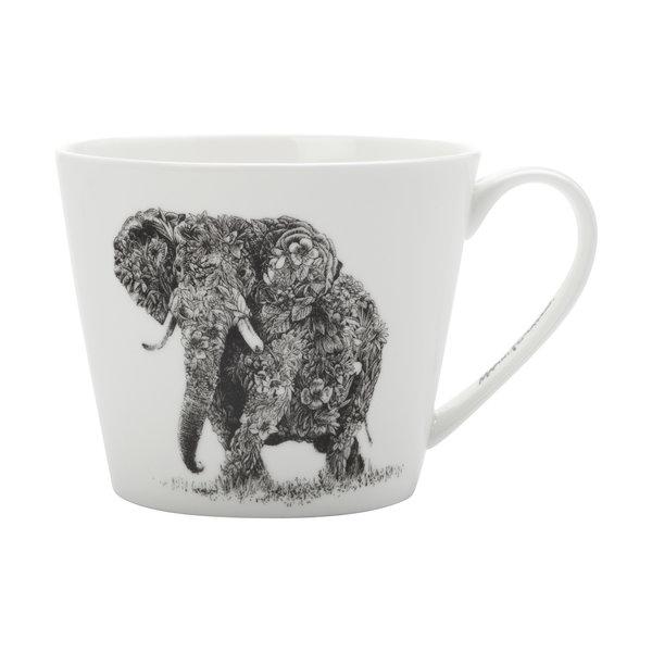 """Tasse à café 450ml """"Éléphant"""" de  Marini Ferlazzo"""