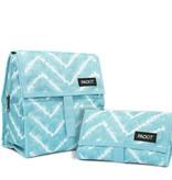 Packit Packit Freezable Lunch Bag Aqua Tie-Dye