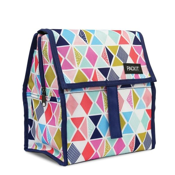 Packit Freezable Lunch Bag Festive Gem