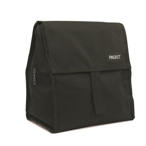 Packit Packit Freezable Lunch Bag Black