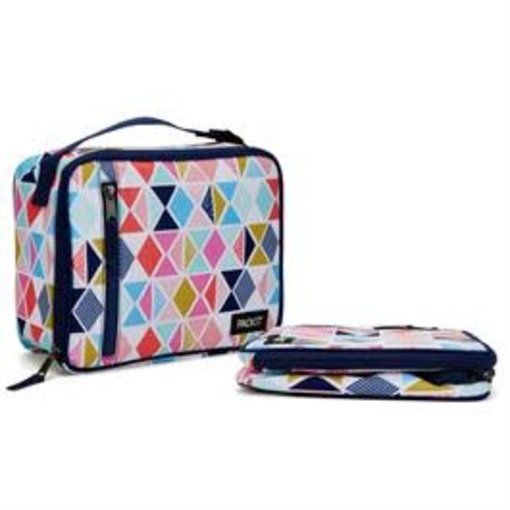 Packit Packit Classic Freezable Lunch Box Festive Gem