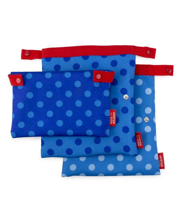 Mortier Pilon Mortier Pilon Set of 3 Snack Bags