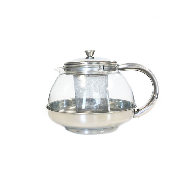 Legacy Teapot with Stainless Steel Strainer