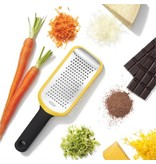 Oxo OXO Etched Medium Grater, yellow