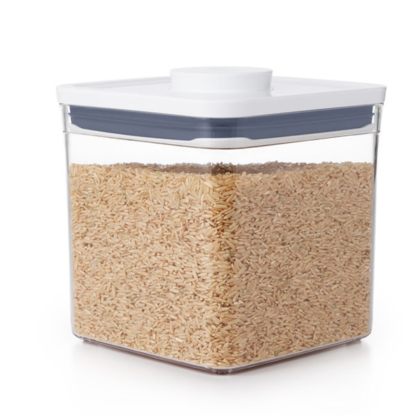 OXO POP 2.0 Big Square Short Container, 2.6L