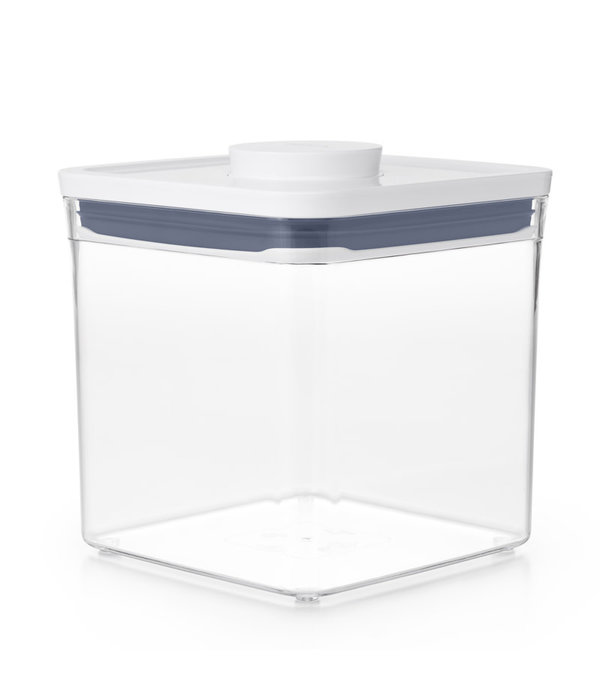 Oxo OXO POP 2.0 Big Square Short Container, 2.6L