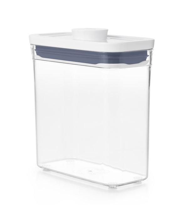 Oxo Oxo POP 2.0 Slim Rectangle Short container