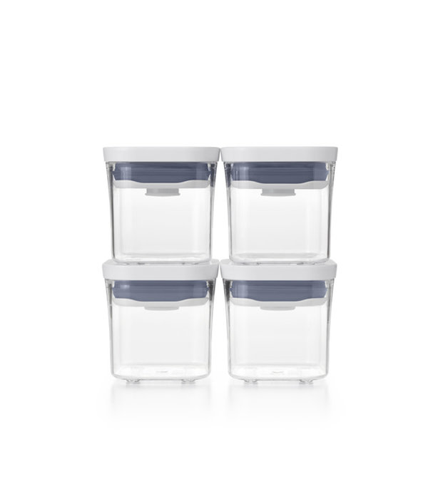 Oxo Ensemble de 4 contenants mini POP de OXO