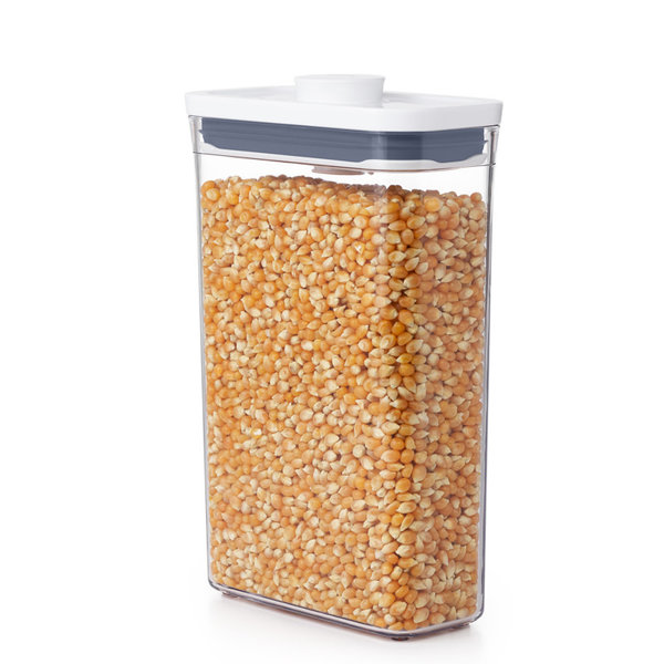 OXO Contenant moyen rectangle mince POP 2.0, 1.8L