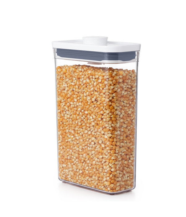 Oxo OXO Contenant moyen rectangle mince POP 2.0, 1.8L