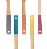 Now Designs Bamboo Kitchen Utensils  Set of 5 Gemstone NowDesigns