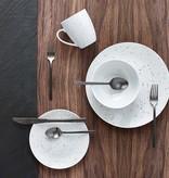 H2K 16pc Speckle Dinnerware Set
