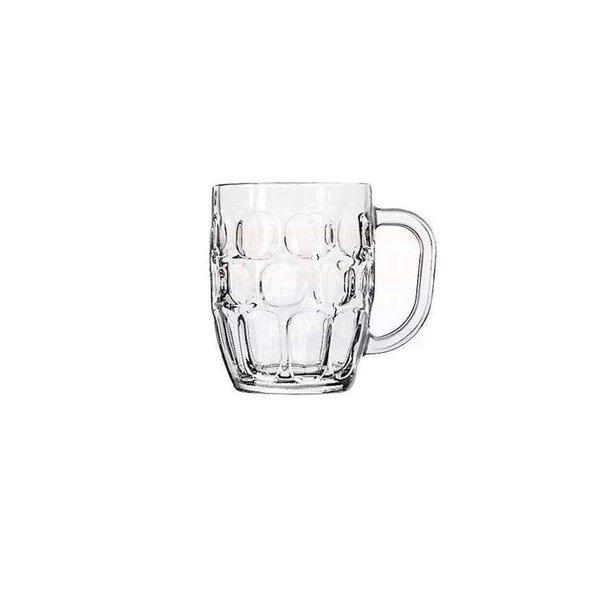 H2K Dimpled Beer Mug, 560ml/18oz
