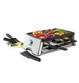 Ricardo RICARDO Reversible Electric Raclette Set (18 pieces)