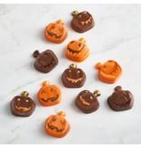 Trudeau Trudeau Set of 2 Chocolate Pumpkin Molds