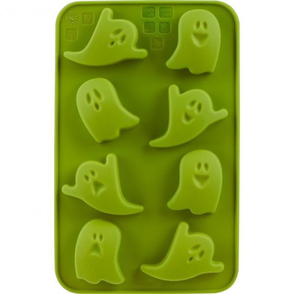 Trudeau Set of 2 Chocolate Ghost Molds