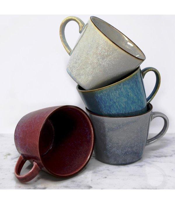 BIA Cordon Bleu BIA Glazed Teal Mug