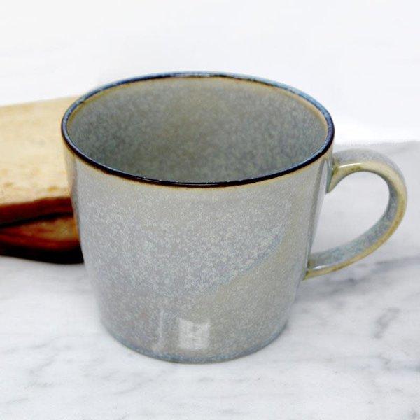 BIA Glazed Yellow Mug