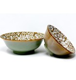 BIA Cordon Bleu BIA Damask Footed Bowl