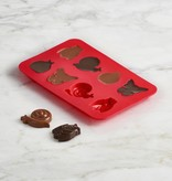 Trudeau Trudeau Set of 2 Little Creatures Chocolate Molds