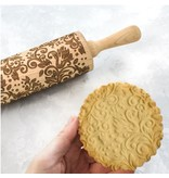 Danesco Danesco Embossed Rolling Pin