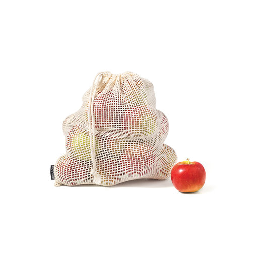 Ricardo RICARDO Set of 4 reusable fruit/vegetable bags