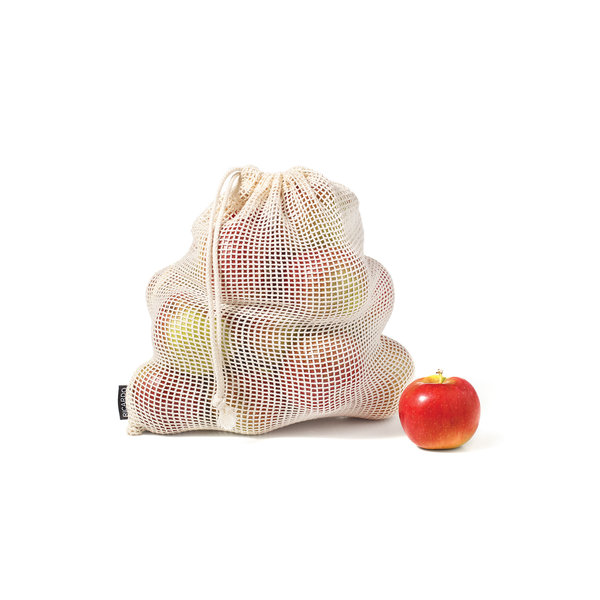 RICARDO Set of 4 reusable fruit/vegetable bags