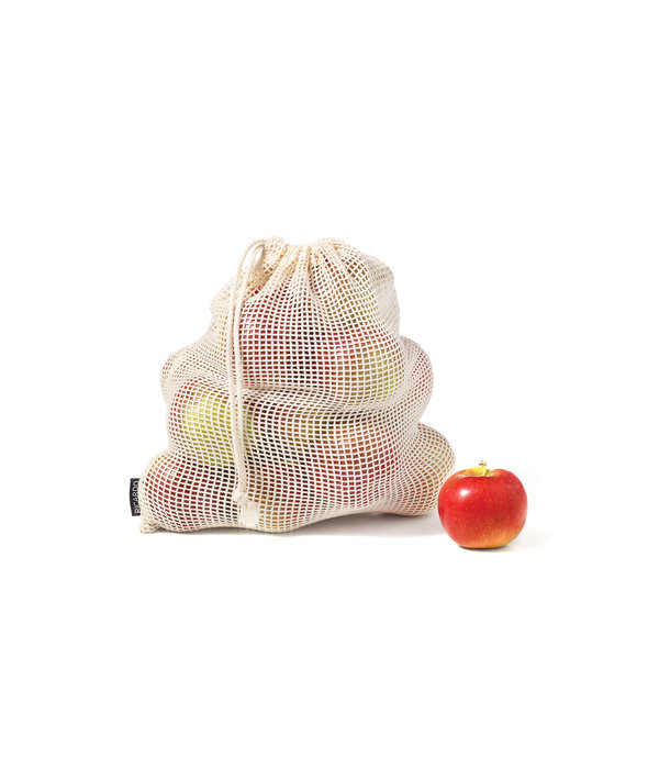 Ricardo RICARDO Set of 4 reusable fruit/vegetable bags