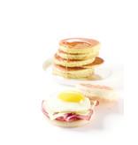 Ricardo Set of 2 Egg/Pancake Silicone Moulds