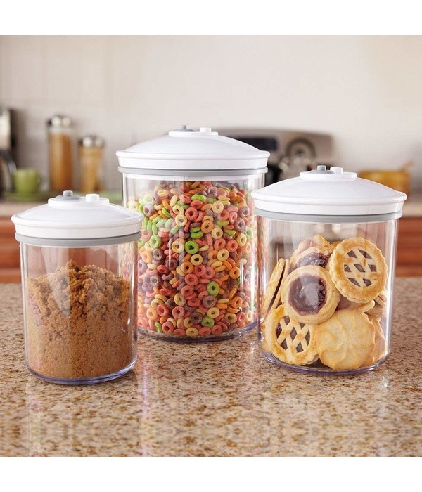 Foodsaver FoodSaver T02-0052-01 Vacuum Storange Canister Set