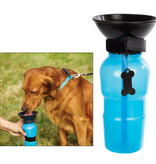 Paws PAWS Pet Squeeze Water Bottle