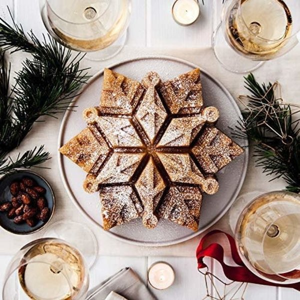 Nordicware Snowflake Pan