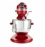 KitchenAid Batteur sur socle à bol relevable 525W Pro HD, 5 pintes KitchenAid, rouge empire