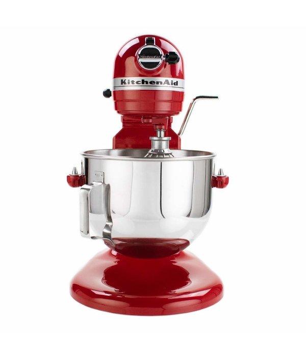 KitchenAid Pro HD Series 5 Quart Bowl-Lift Stand Mixer 525W, Empire Red