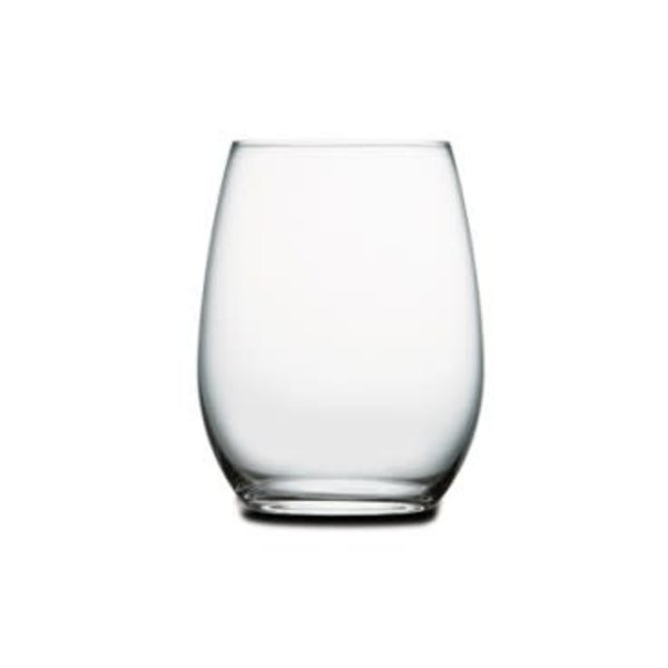 Pasabahce Set of 4 Sommelier Stemless Wine Glasses